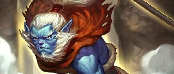 刀塔传奇智力英雄图鉴 - 猴子