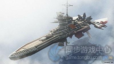 蒸汽朋克伊什飞艇