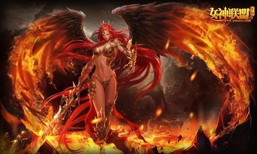 女神联盟手游神之国度的炽天使:烈焰女神攻略