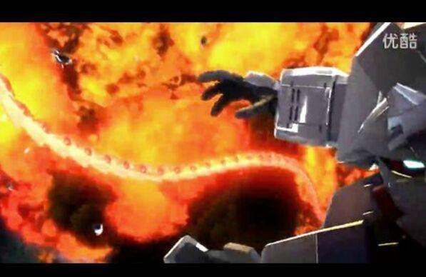 高达战争CG版宣传片