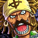我是海贼王A级卡牌拉克约