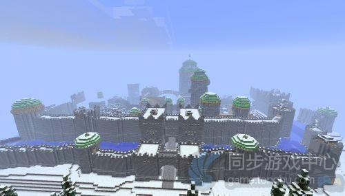 巨大的城堡
