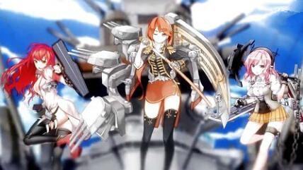 《战舰少女》契约PV