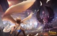 《女神联盟》全新版本黑暗之王