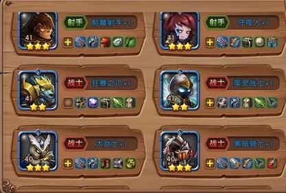女神联盟手游版最强阵容介绍