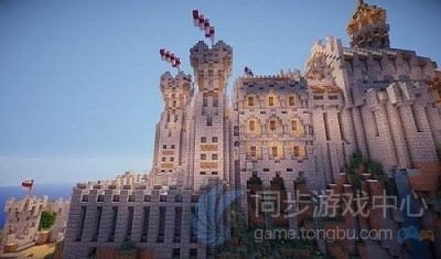 史诗般的城堡