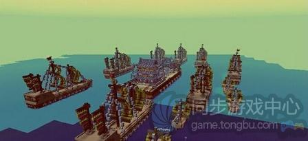 帝王海上行宫舰队