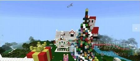 我的世界手机版圣诞小屋