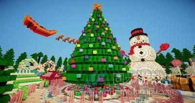 圣诞主题公园