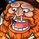 我是海贼王C级卡牌茶胡子