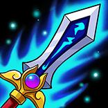 百炼青虹剑
