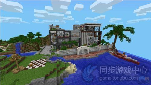 现代复式别墅
